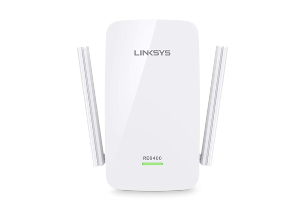 Linksys RE6400 AC1200 BOOST EX Wi-Fi Range Extender