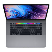 "Apple MacBook Pro 2019 9th Gen 15"" i7 16GB, 256GBArabic and English, Space Gray"