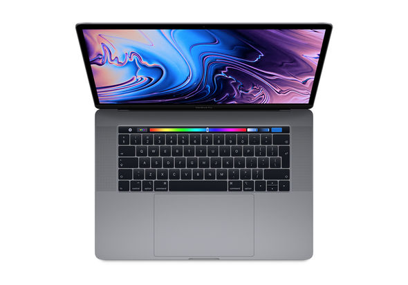 Apple Macbook Pro 2018 15 inch i7-2.2G/16/256/ with Touch Bar, Space Grey