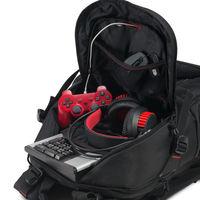 "Dicota E-Sports 17.3"" Backpack, Black"