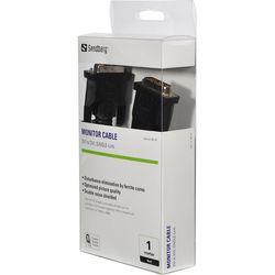 Sandberg Monitor Cable DVI-DVI 1 m