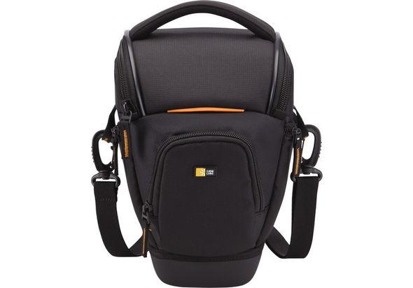Case Logic SLR Zoom Holster Bag, Black