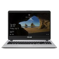 "Asus X507UB i7 8GB, 1TB+ 2GB 15"" Laptop, Grey"