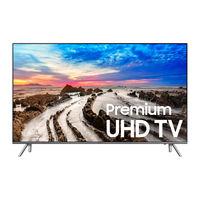 "Samsung 75"" UA75MU8000 4K UHD TV"