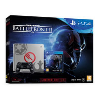 Sony PS4 1TB STAR WARS Battlefront II Bundle
