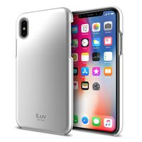iLuv Metal Forge Protective Polycarbonate Case for iPhone X