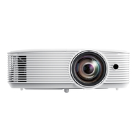 Go big! Bright short throw home entertainment projector