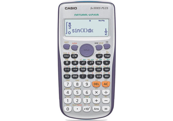 Casio FX-570ESPLUS-R Technical and scientific calculator