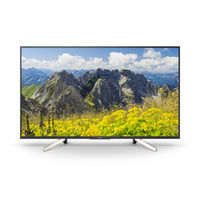 سوني , KD43X7500F 4k التلفزيون الذكي, 43 بوصة, اندرويد