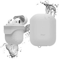 Elago Waterproof Case for Apple Airpods,  White