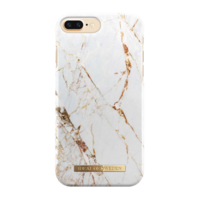 Ideal Fashion Case A/W 16-17 for iPhone 7, Carrara Gold