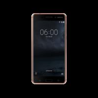 Nokia 6 Dual SIM Smartphone LTE, Copper