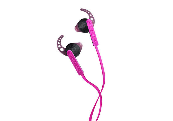 Urbanista rio sports earbuds, Pink Panther