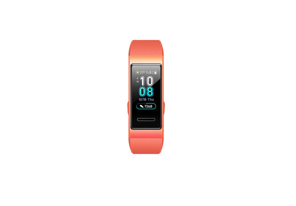Huawei Band 3 Sport Band,  Coral Orange