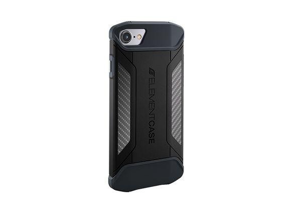 Element Case CFX iPhone 7 Plus Case, Black