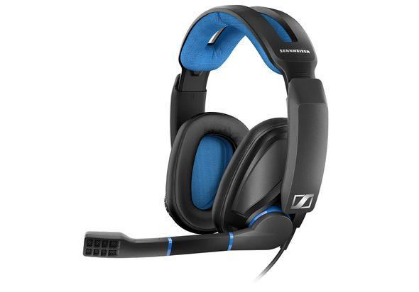 Sennheiser GSP 300 Gaming Headset for PC, Mac, PS4 & Multi-platform