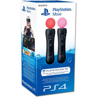 Sony PS4 Move Motion Controller Twin Pack