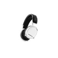 SteelSeries Arctis 7 (2019 Edition) Lossless Wireless Gaming Headset,  White