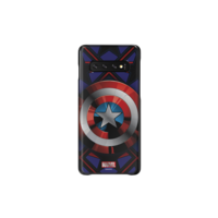 Samsung Galaxy S10+ Marvel Back Case, Captain America