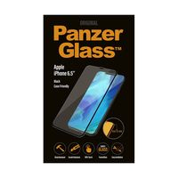 PanzerGlass for iPhone Xs Max, Black