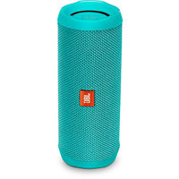 JBL Flip 4 Waterproof portable Bluetooth speaker, Teal