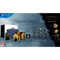 Pre Order Death Stranding Collectors Edition for PS4