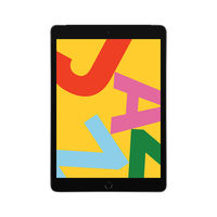 "Pre Order Apple iPad 7th Gen Wi-Fi+ Celler, 10.2"" Tablet,  Space Gray, 32 GB"