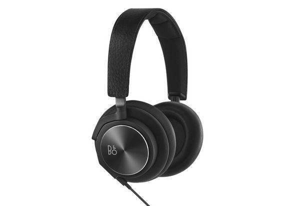 B&O PLAY by Bang & Olufsen H6 Over-Ear Headphones 2nd Gen, Black
