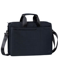 "Rivacase Laptop bag 15.6"" , Black"
