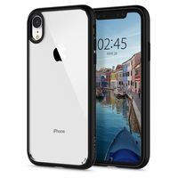 Spigen Ultra Hybrid Case for iPhone XR, Matte Black