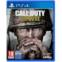 Pre Order Call Of Duty World War 2 for PS4