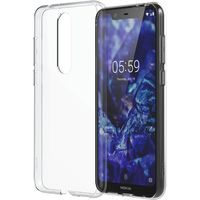 Nokia 5.1 Clear Case