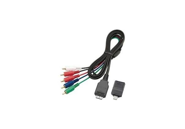 Sony VMCMHC3 HD Output Adapter Cable
