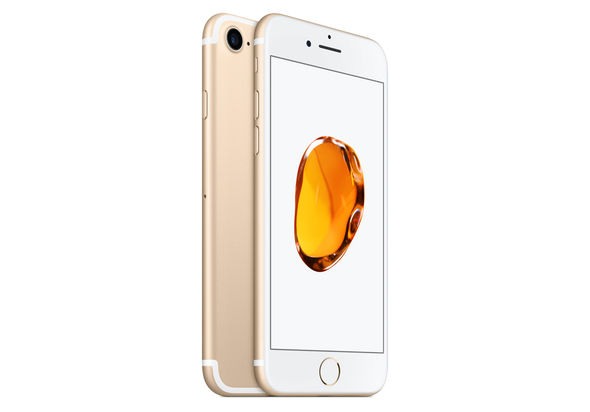 Apple iPhone 7, 32GB Smartphone LTE, Gold