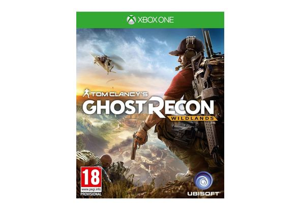 Tom Clancy s Ghost Recon Wildland for Xbox 1