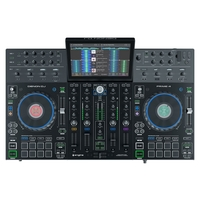 Denon Prime 4 Standalone DJ System with Touchscreen