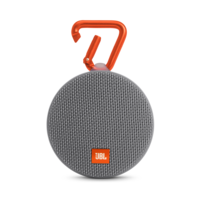 JBL Clip 2 Portable Bluetooth speaker, Grey