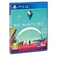 No Man' s Sky for PS4