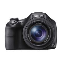 Sony DSCHX400 High Zoom Point and Shoot Camera
