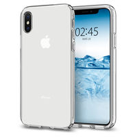 Spigen Liquid Crystal Case for iPhone XS, Clear