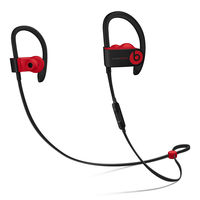 Beats Powerbeats3 Wireless Earphones The Beats Decade Collection, Defiant Black-Red