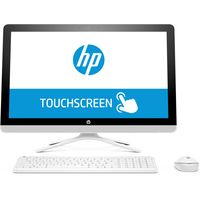 HP All-in-One 21 inch i5-8250/8/1T/2D/21F/W10, White
