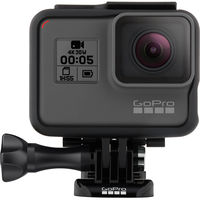 GoPro G02CHDHX-502 Hero5, 4K Ultra HD Camera, Black