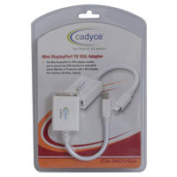 Cadyce Display Port To VGA Adapter