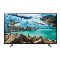 """Samsung 75"""" Class RU7100 Smart 4K UHD TV (2019)"""
