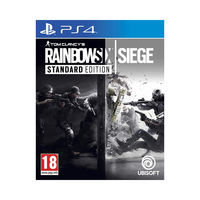 Tom Clancy's Rainbow Six Siege Deluxe Edition for PS4