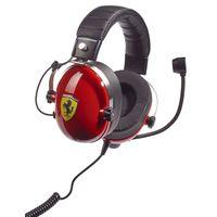 Thrustmaster T. Racing Scuderia Ferrari Edition Headset