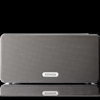 Sonos Play 3 Wireless Smart Home Speaker, White