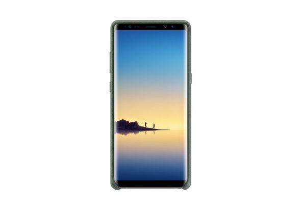Samsung Galaxy Note8 Alcantara Cover, Khaki