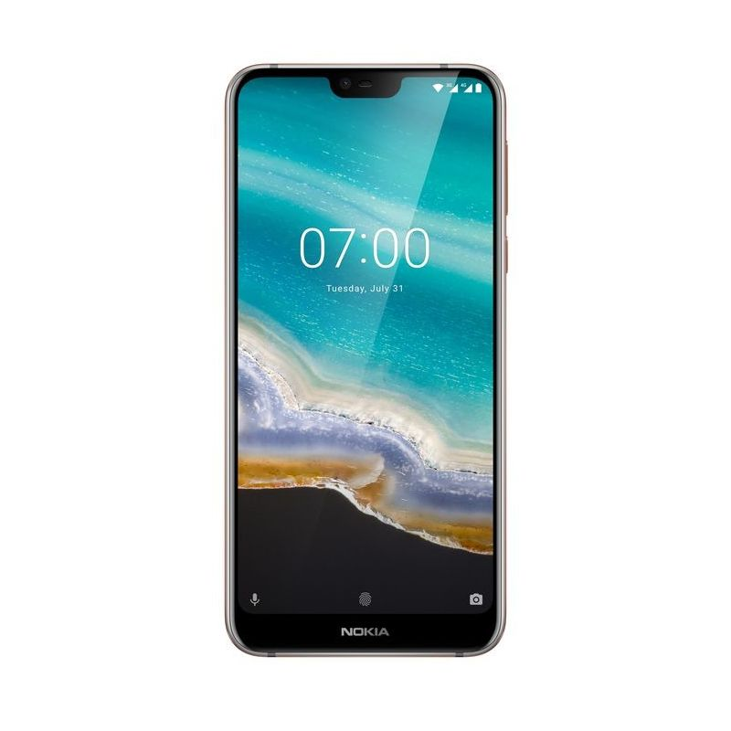 Buy Nokia 7 1 64GB Smartphone LTE at Best Price in UAE